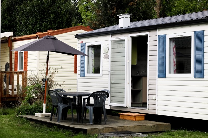 Mobil-Home Glycine - 2 chambres