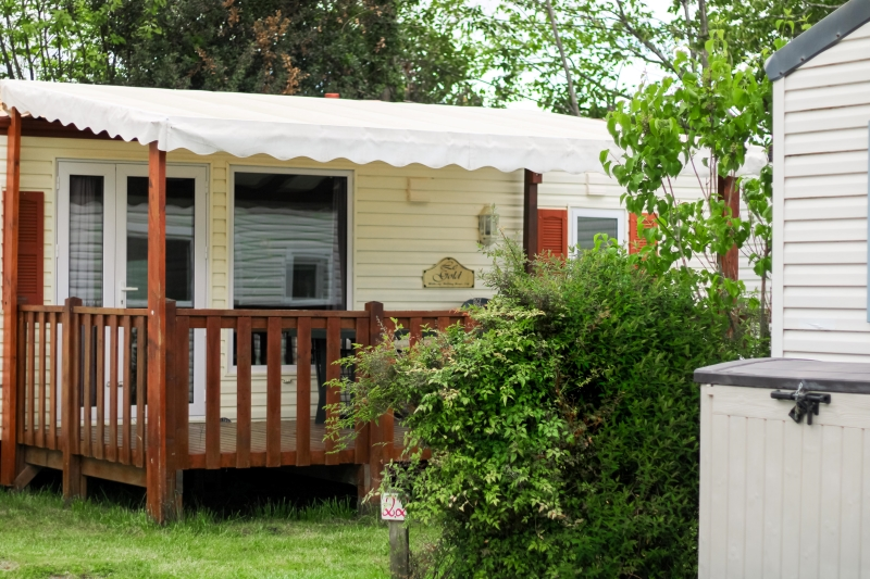 Mobil-Home Hortensia - 2 chambres