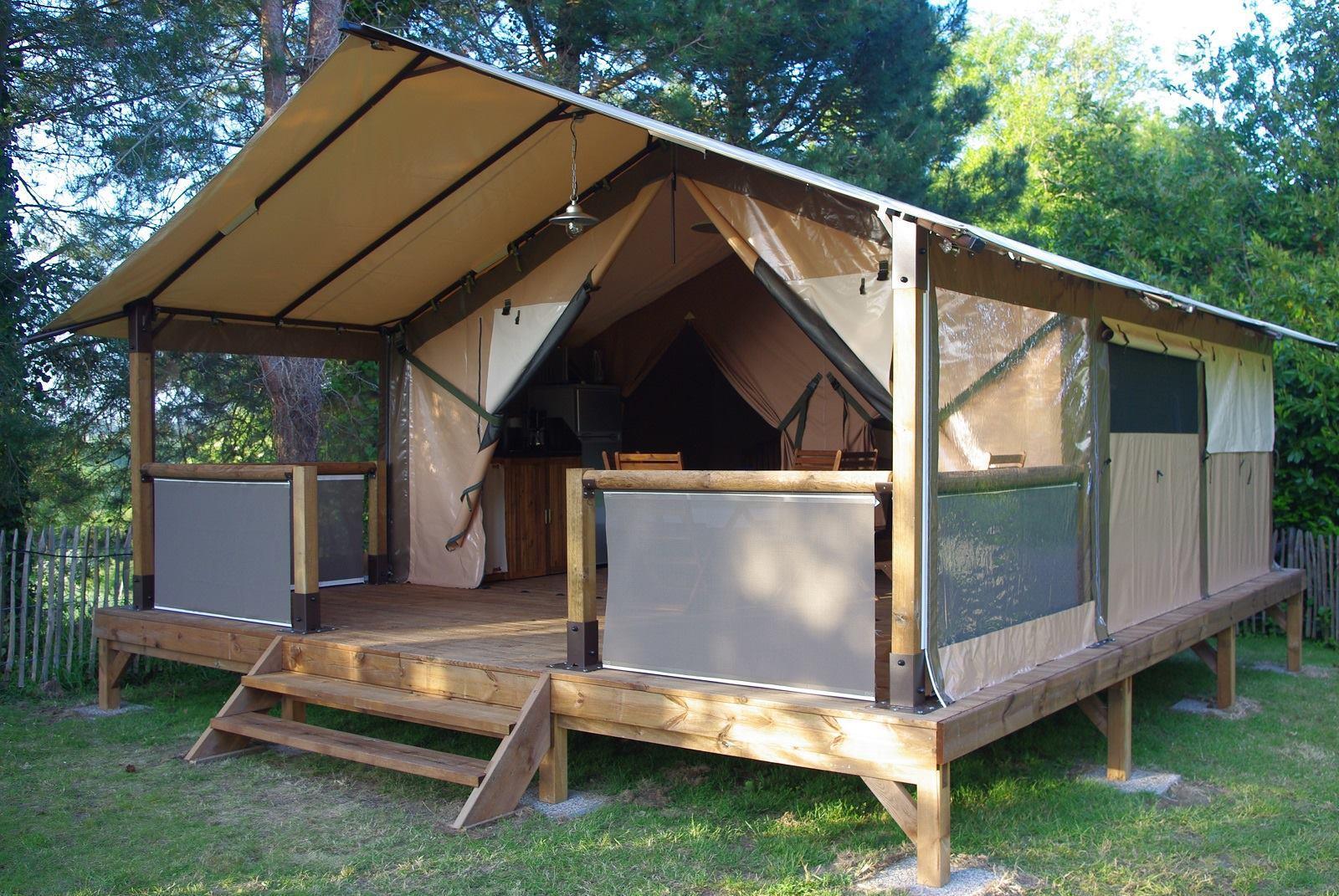 Camping le Domaine des Jonquilles, Saint Alban, Côtes-d'Armor