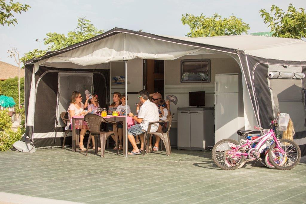 Emplacement - Emplacement Confort (90 - 95 M²) - Alannia resorts Costa Blanca