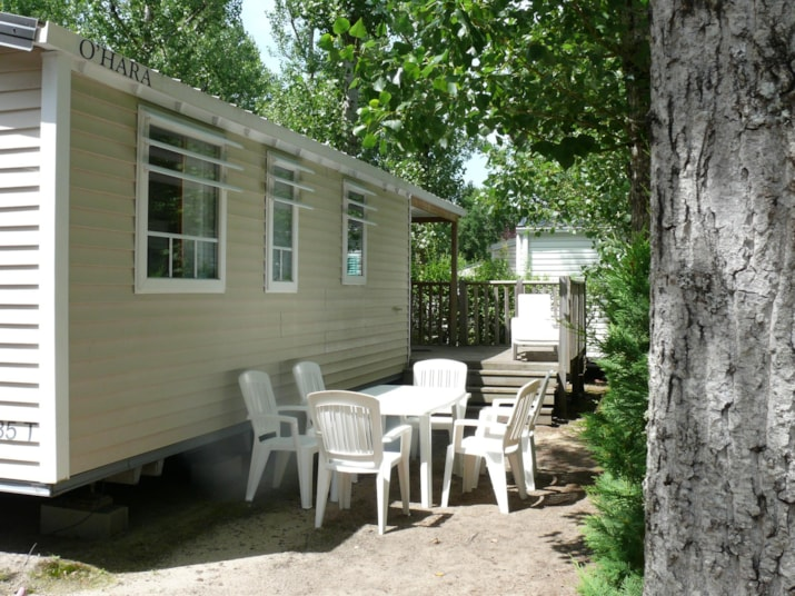 MH  ( - 8 ans) Gamme Bien-être 3 chambres  2-6 pers. 35 m²-1