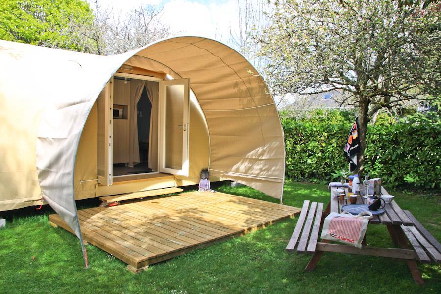 Location - Coco Sweet 16M² - Camping Sites et Paysages du Pouldu