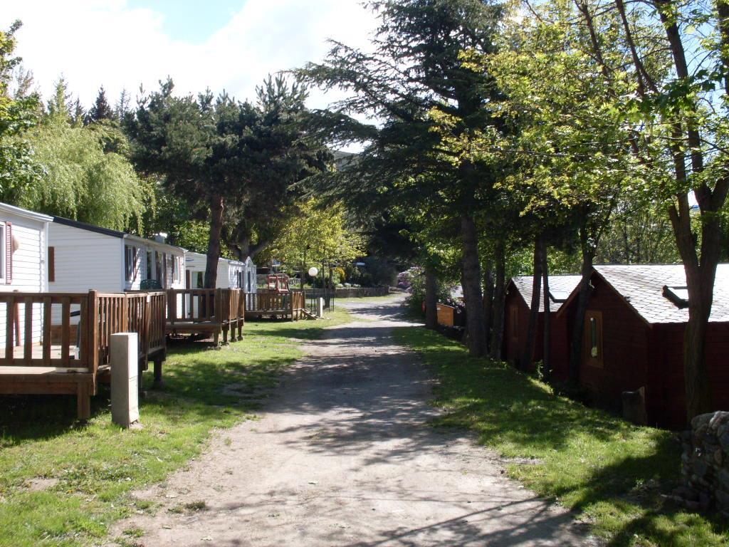 Camping les Jardins d'Estavar, Estavar, Pyrénées-Orientales