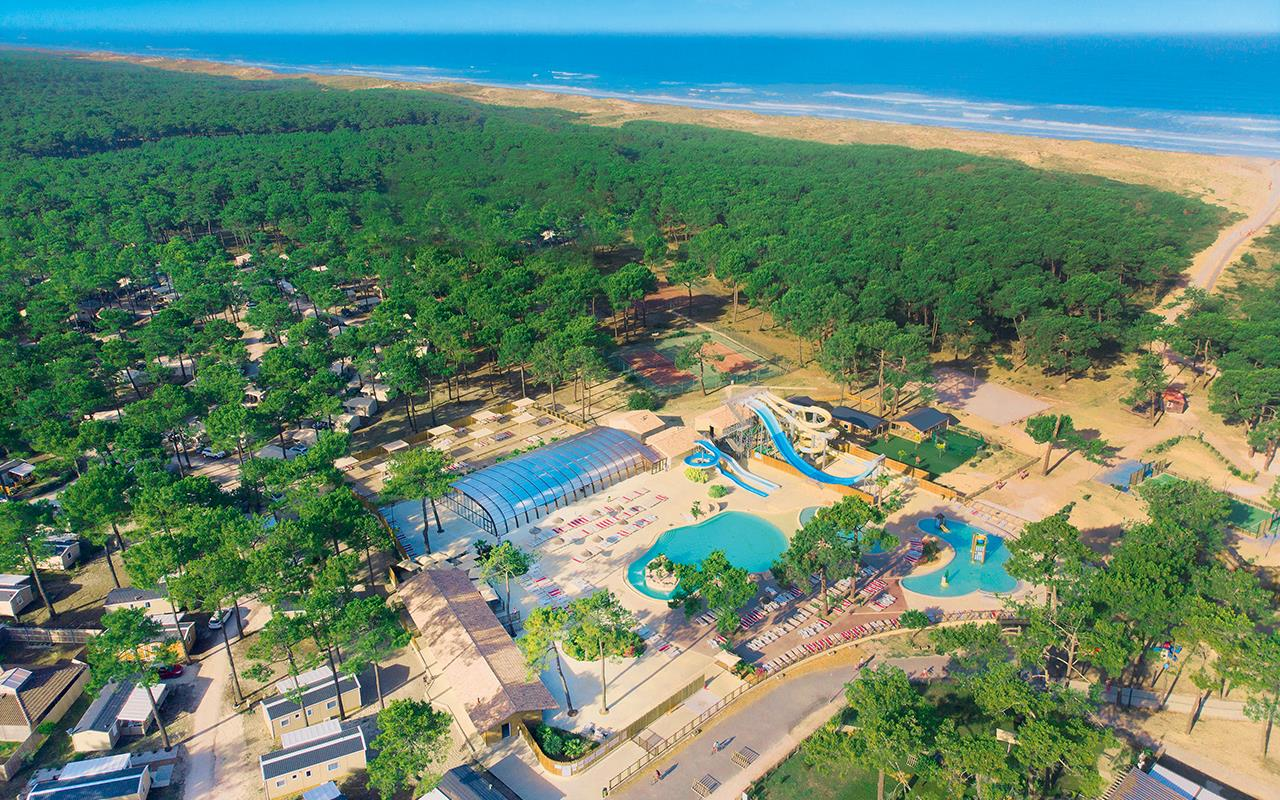 Camping Atlantic Club de Montalivet, Vendays-Montalivet, Gironde