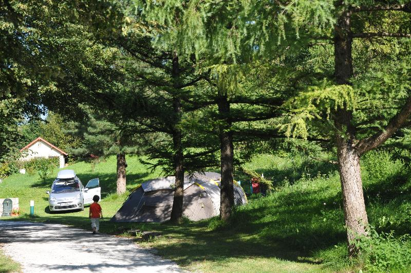 Camping le Rey, Louvie-Juzon, Pyrénées-Atlantiques