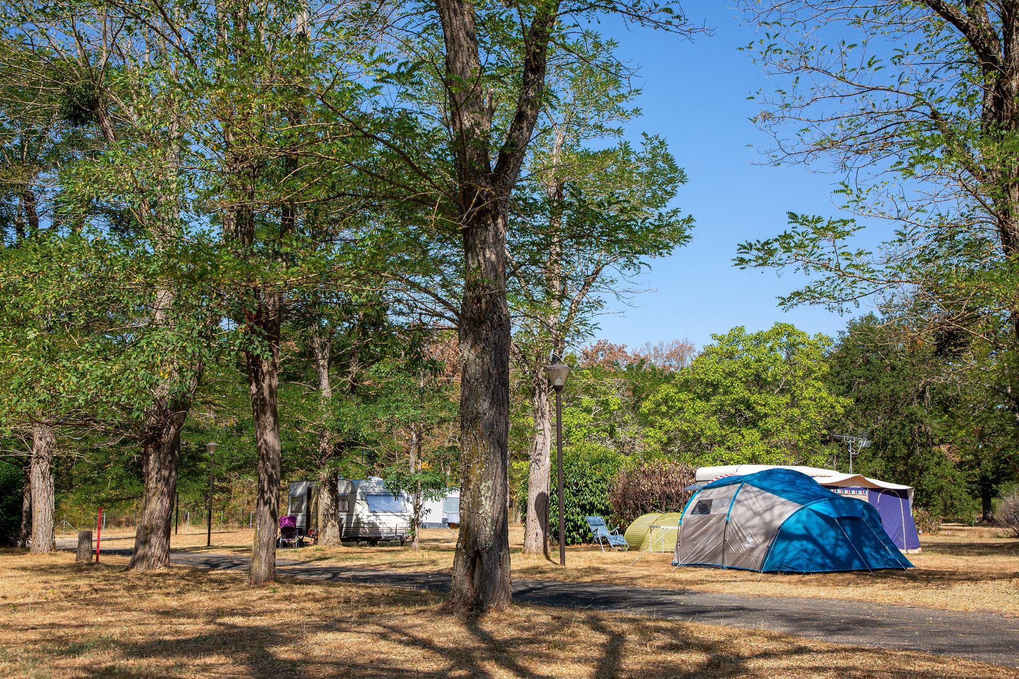 Camping de l'Ile, Bannay, Cher