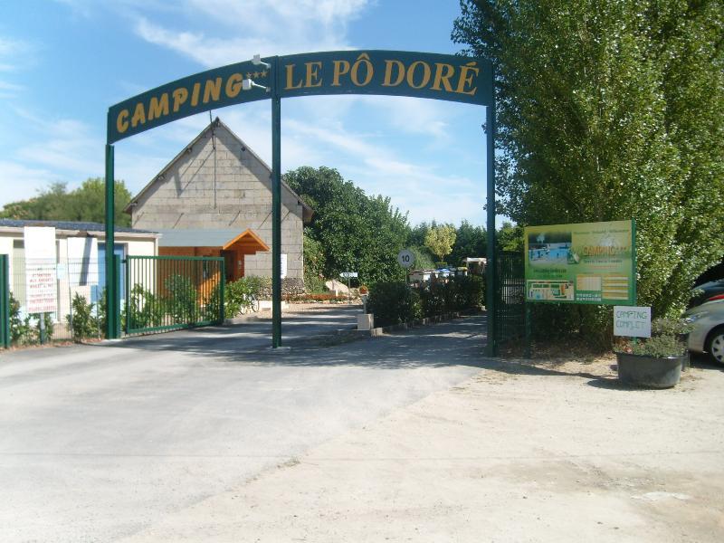 Camping le Pô Doré, Allonnes, Maine-et-Loire