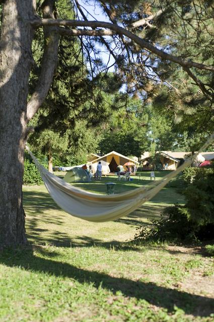 Camping le Nid du Parc, Villars-les-Dombes, Ain