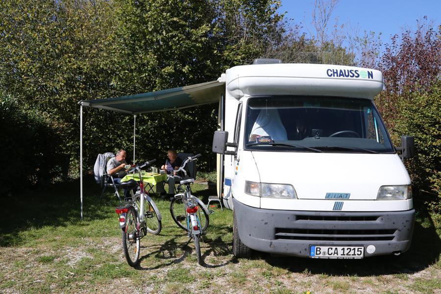 Emplacement - Forfait Emplacement - Camping Nid du Parc