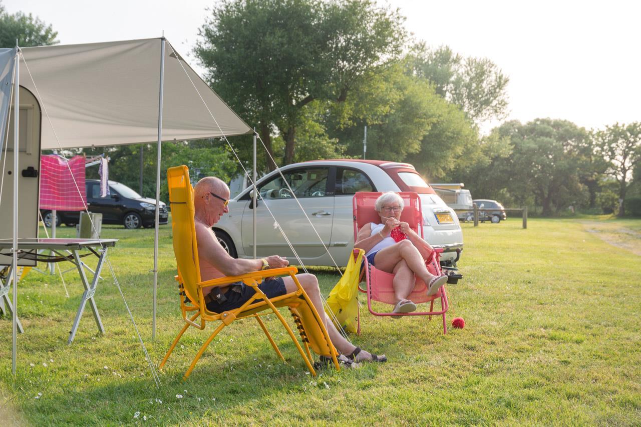 Camping la Fontaine, Guérande, Loire-Atlantique