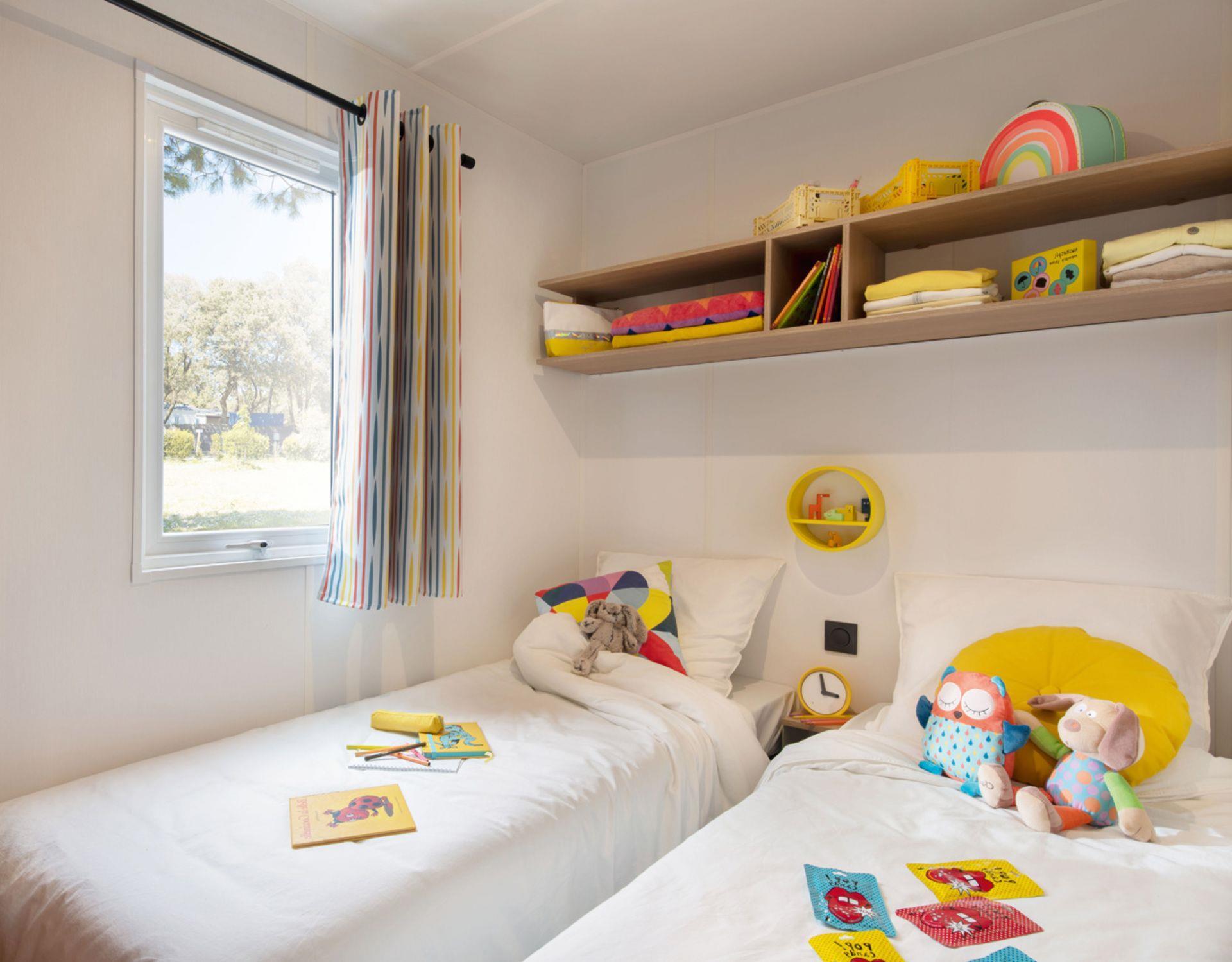 Mobil-home IRM Loggia 25m² - 2 chambres
