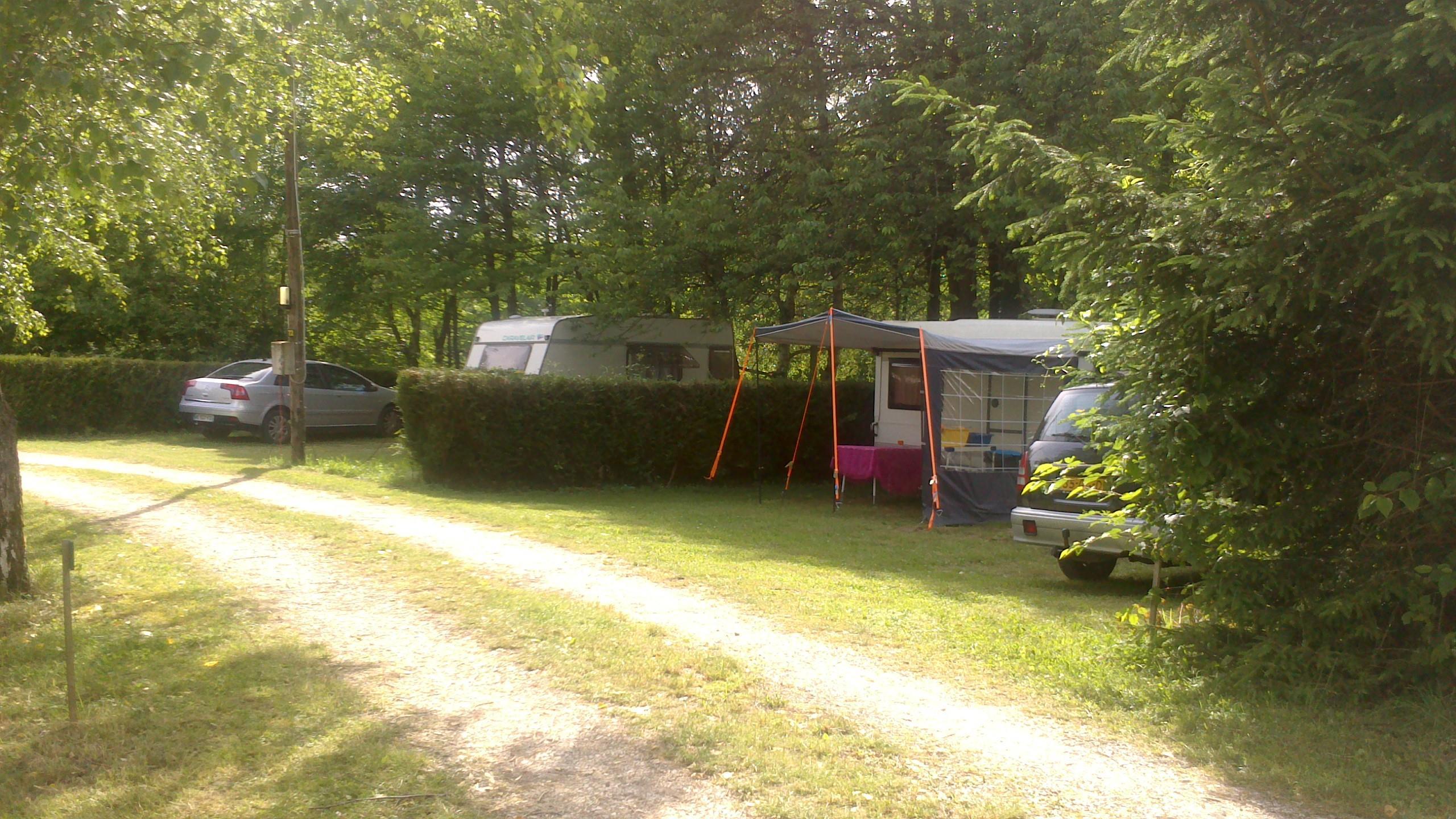 Camping les Bouleaux, Vilsberg, Moselle