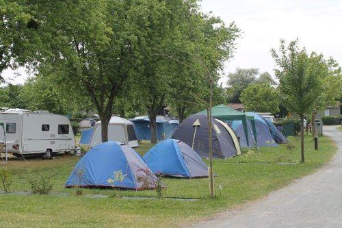 Camping du Domaine du Houssay