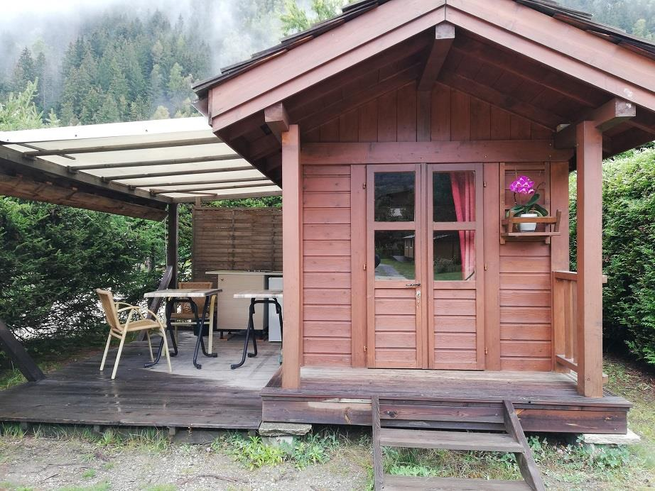 Accommodation - Le Mazot 6M² / Arrival And Departure On Sunday In July And August - Camping Les Marmottes