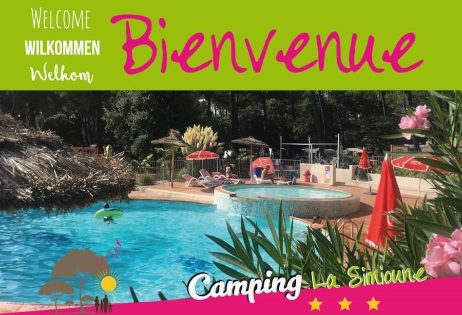 Camping La Simioune - Bollène