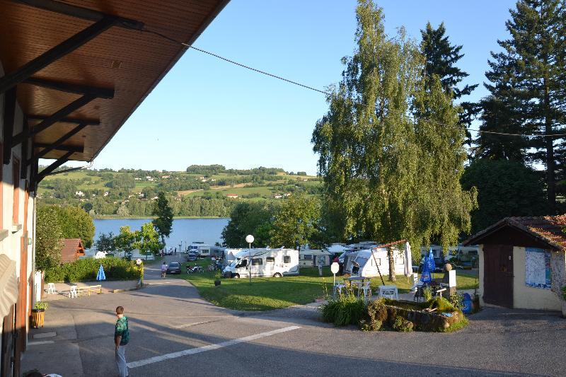 Camping le Calatrin, Paladru, Isère