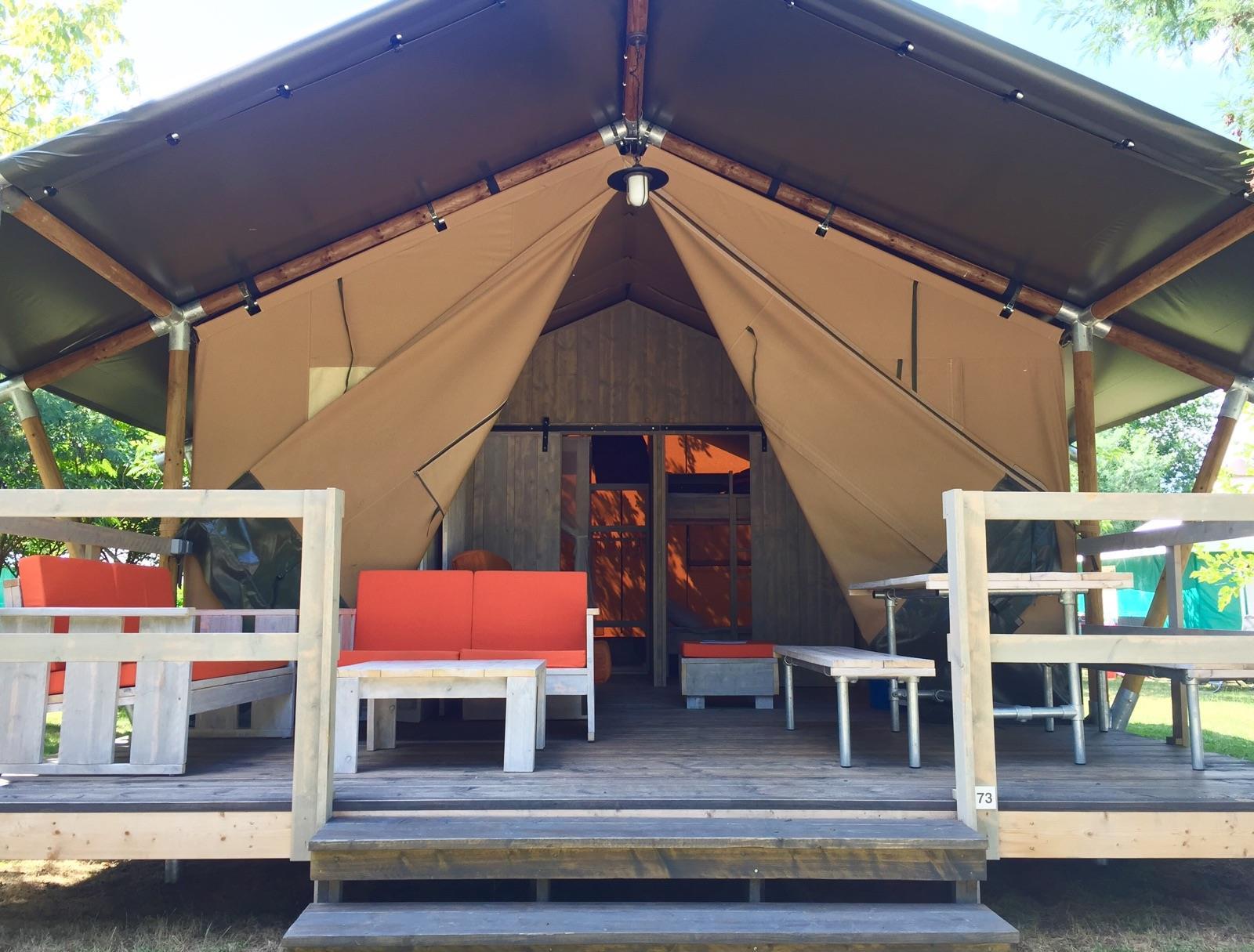 Camping le Bon Coin, Hourtin, Gironde