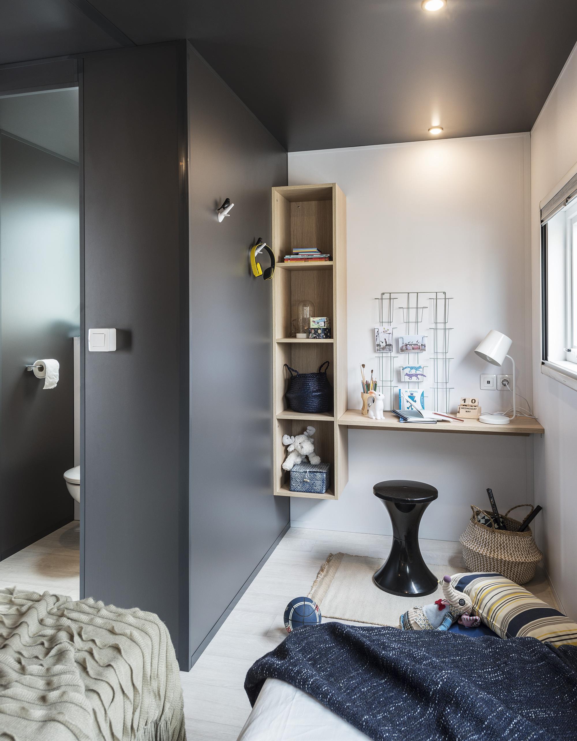Location - Cottage Carrousel 2 Chambres 2 Salles De Bain - 40M² - Nantes Camping