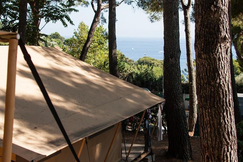 Camping la Baie des Anges, La Ciotat, Bouches-du-Rhône