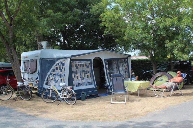 Camping Domaine d'Oléron, Saint-Georges-d'Oléron, Charente-Maritime