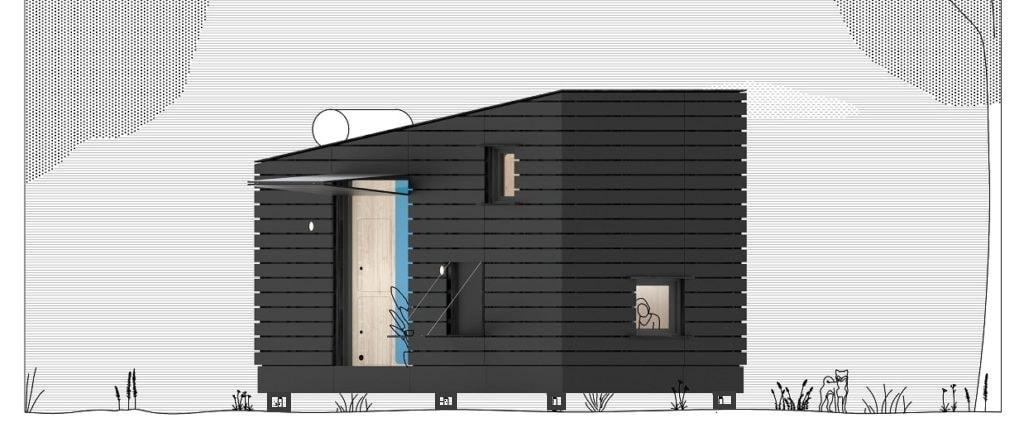 Tiny-House Stuga