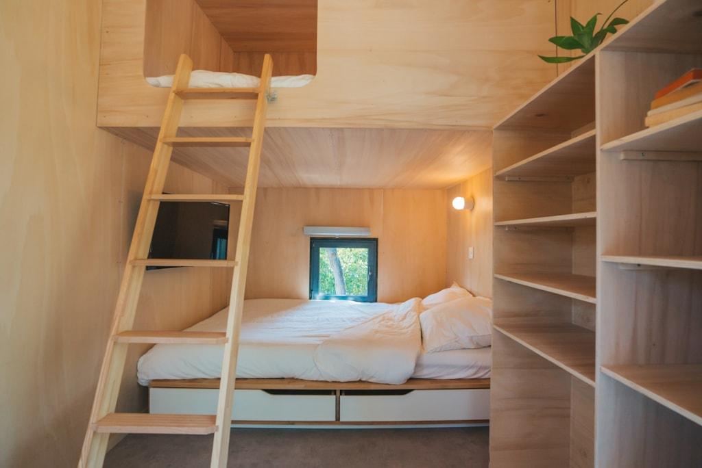 Tiny-House Stuga 2 Chambres