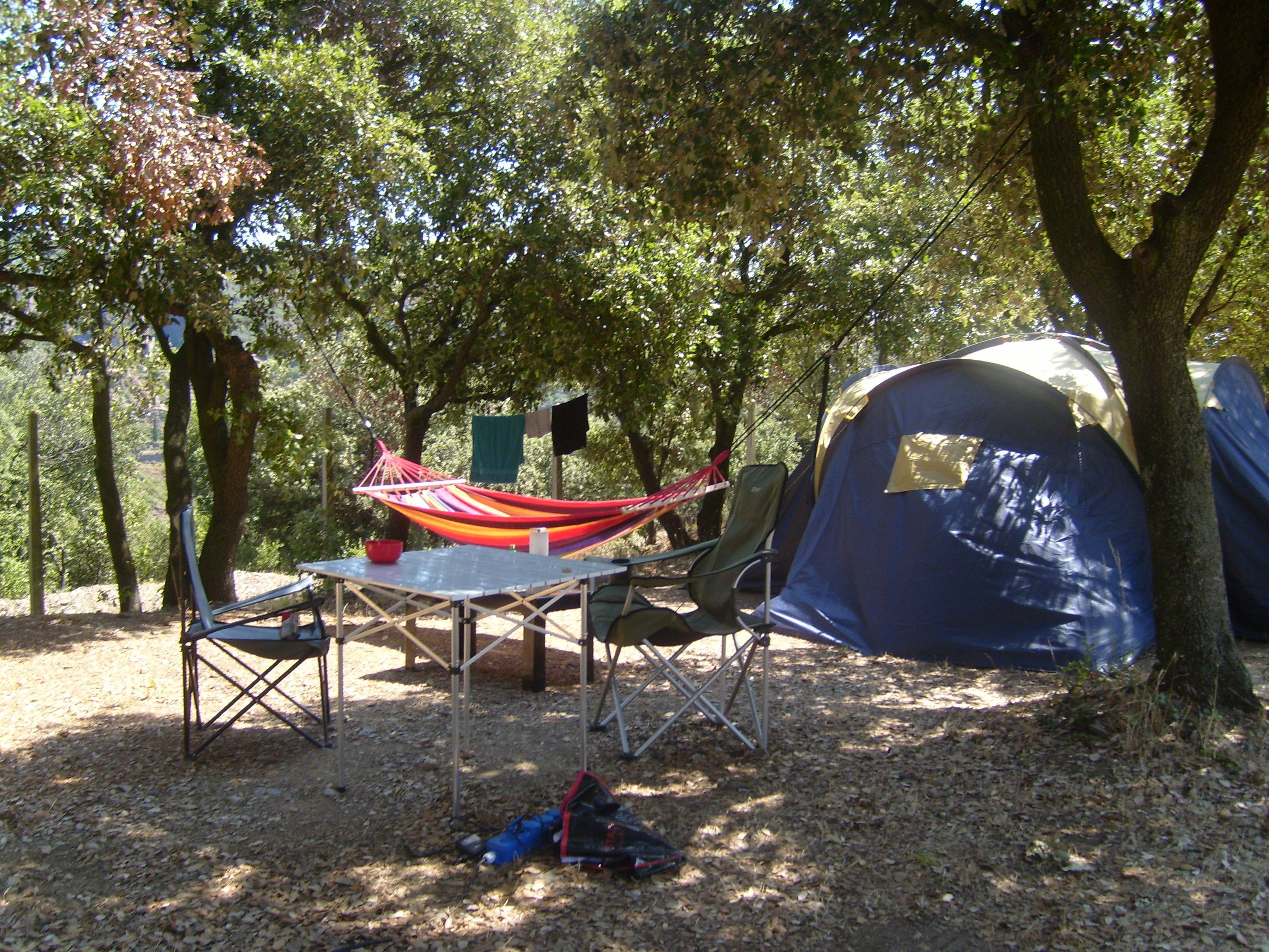 Camping le Belvédère, Lastours, Aude