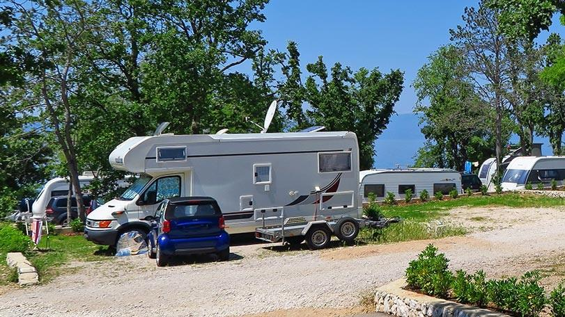 Emplacement - Emplacement Premium - Aminess Atea Camping Resort
