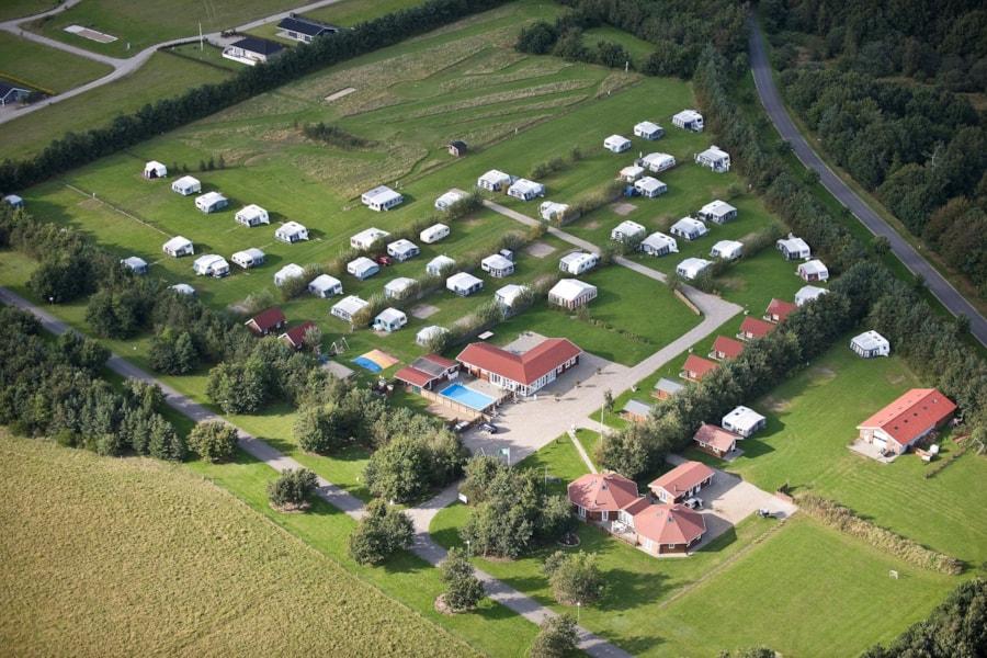 Holme Å Camping - Hovborg