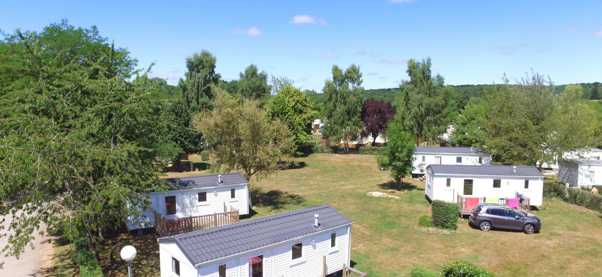 Camping du Perche, Fontaine-Simon, Eure-et-Loir