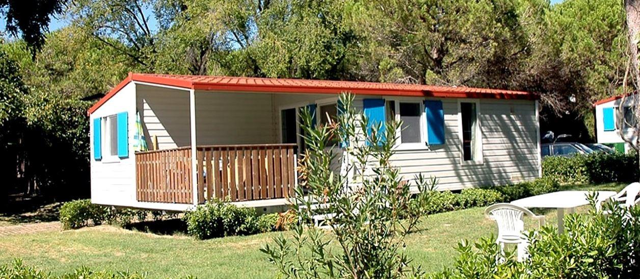 Location - Mobil Home Gold - Camping Pino Mare