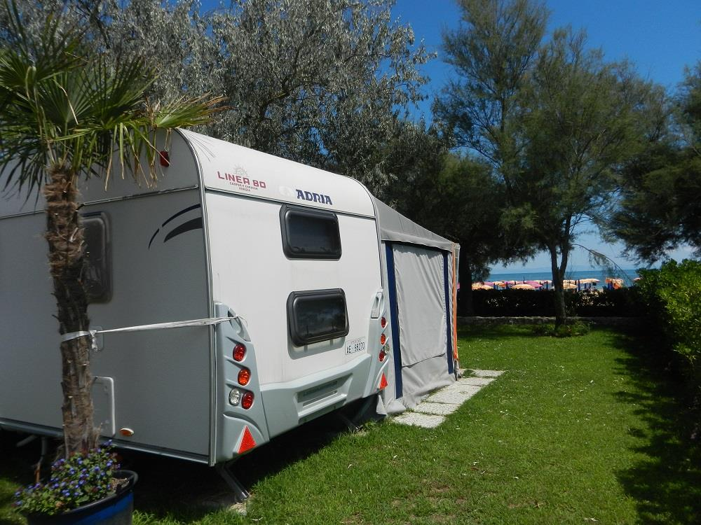 Emplacement - Emplacement Premium Mare - Camping Pino Mare