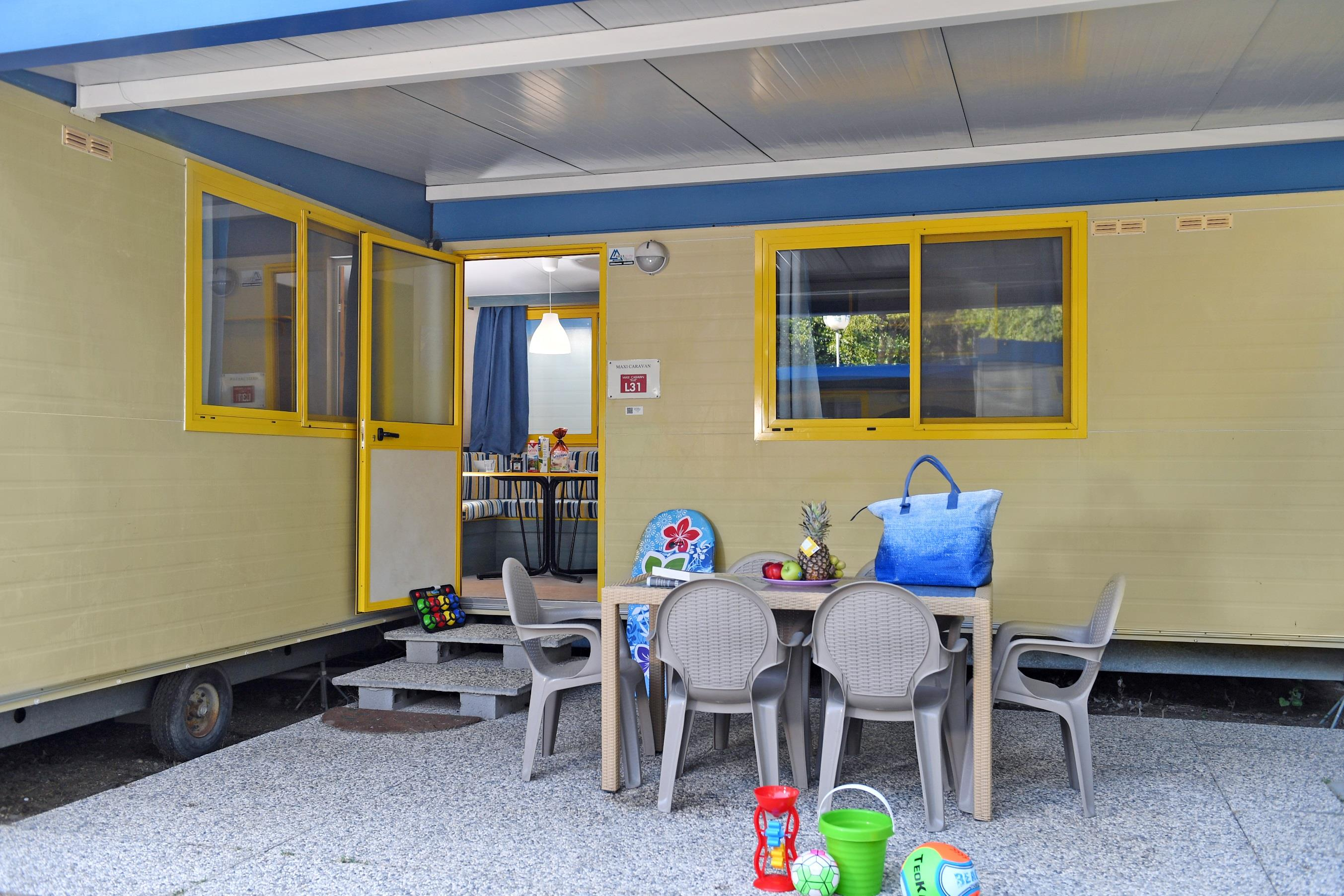 Location - Mobil Home Elle - Camping Pino Mare
