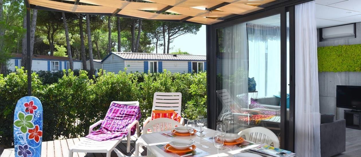 Location - Mobil Home Freedom - Camping Pino Mare