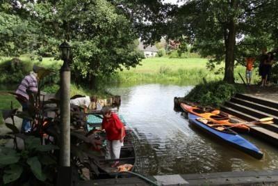 Kneipp-Und Erlebnis Camping An Den Spreewaldfliesen - Burg