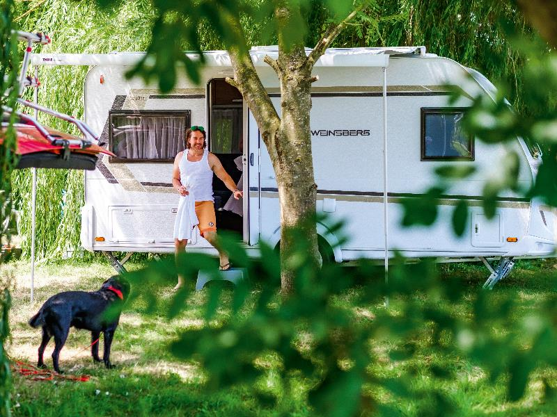 Stellplatz Nature Camp