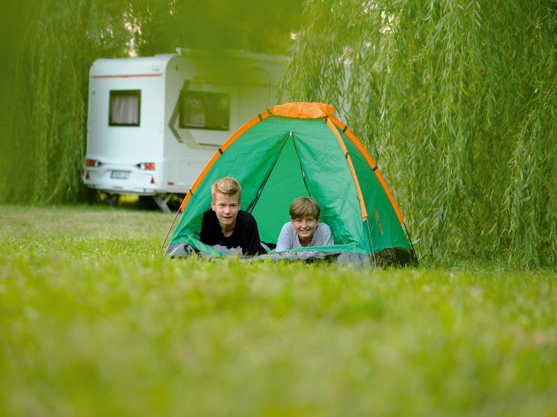 Emplacement - Emplacement Tente - Vital Camping Bayerbach
