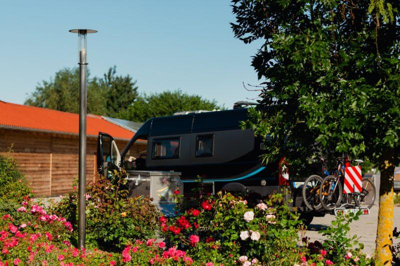 Emplacement - Emplacement Camping-Car - Vital Camping Bayerbach