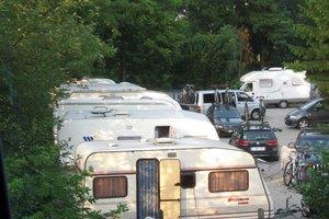 Emplacement - Emplacement - Sur Réservation* Avec Paiement D'avance - Camping Mariengrund