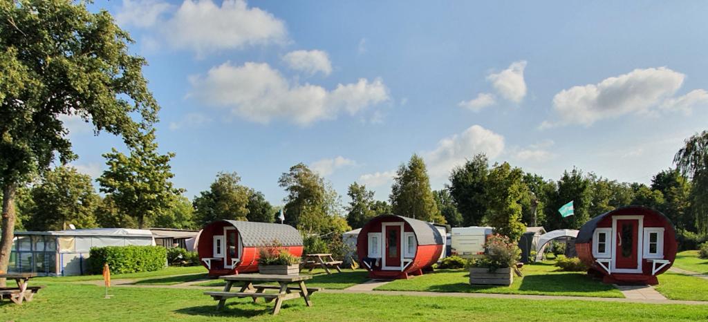 Camping-Schlaffass (Ohne Eigene Sanitäranlagen)