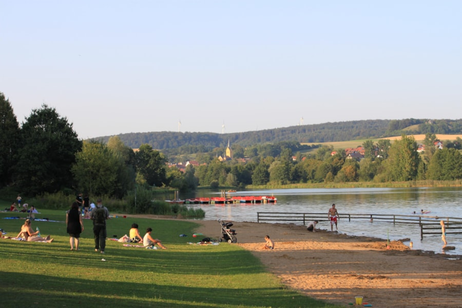 Camping Hasenmühle - Hechlingen Am See