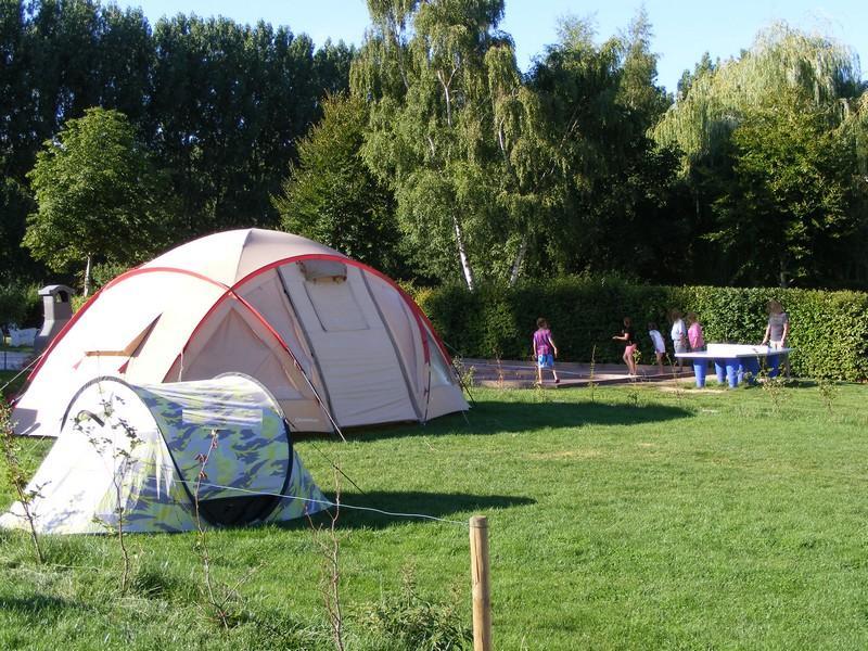 Camping les Trois Tilleuls, Fillievres, Pas-de-Calais