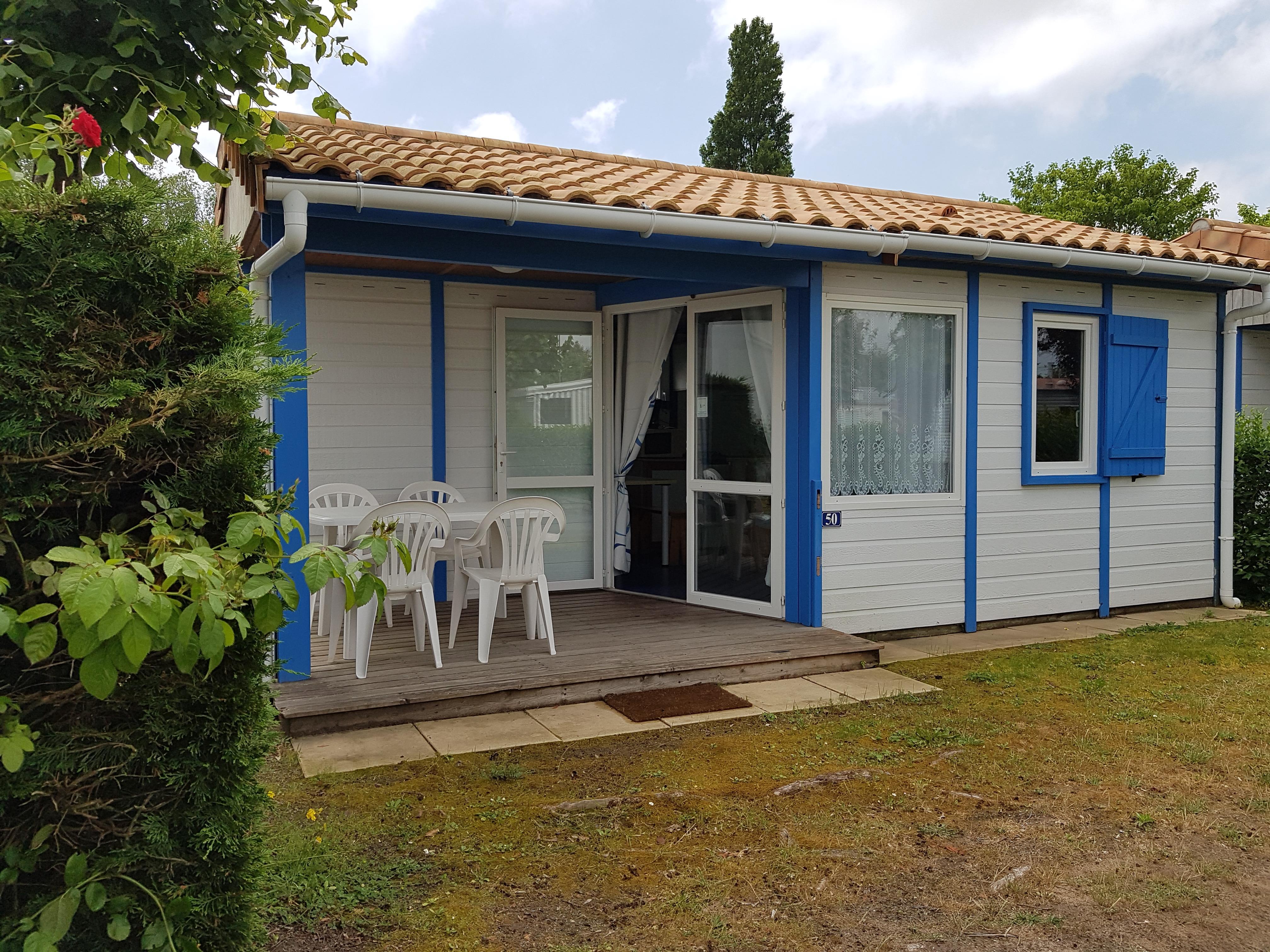 Chalet Azur 2 chambres terrasse intégrée