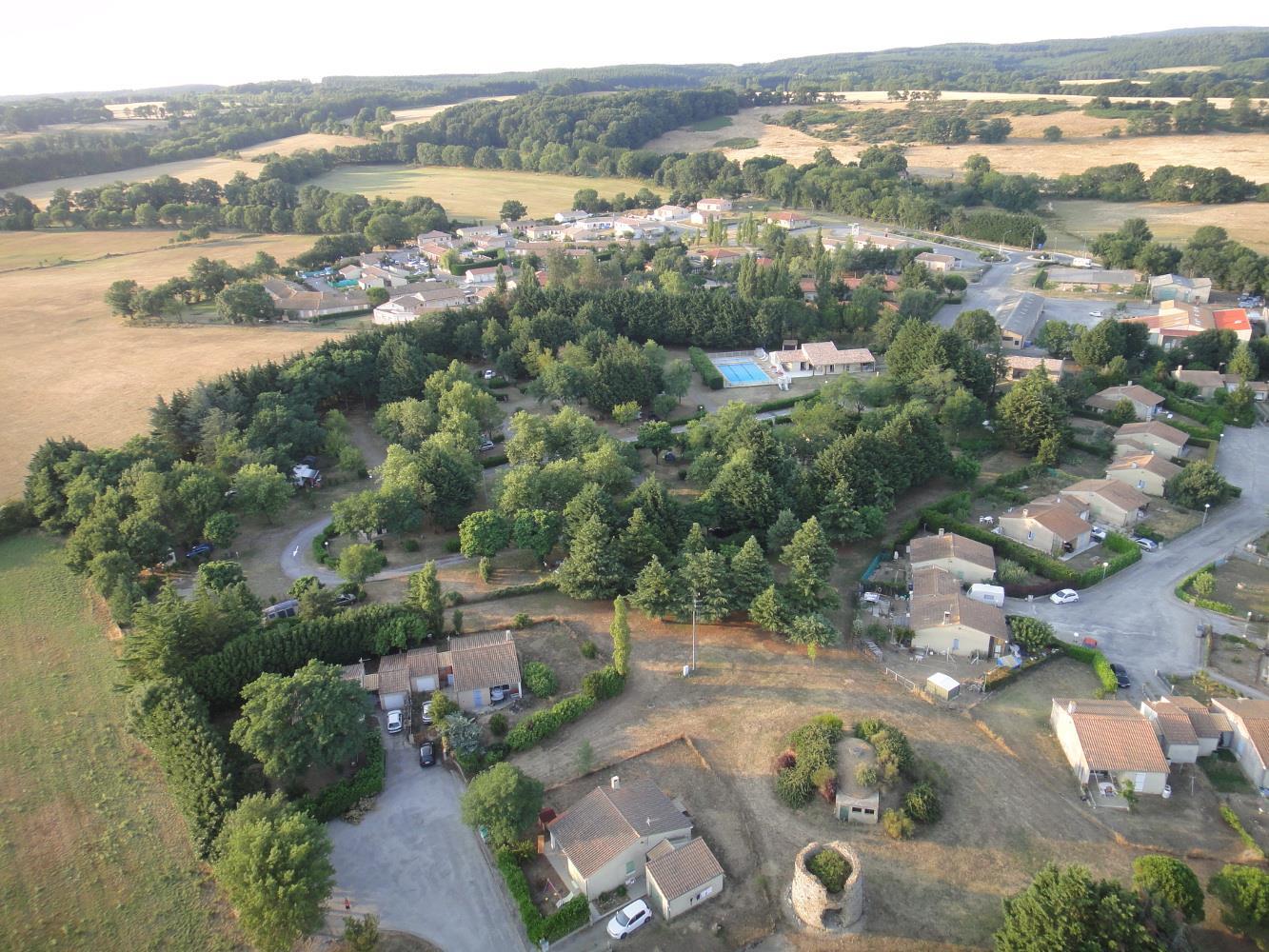 Camping la Porte d'Autan, Saissac, Aude