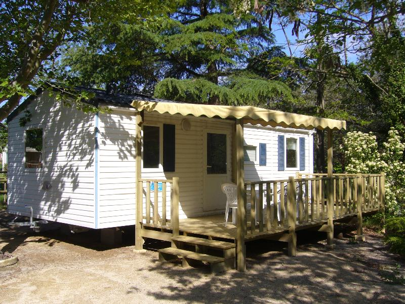 Location - Mobil Home Confort 3 Ch. - 6 Pers. - Climatisé - Camping La Turelure