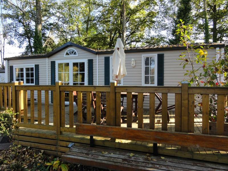 Location - Mobil Home 3 Chambres - Camping La Grande Sologne