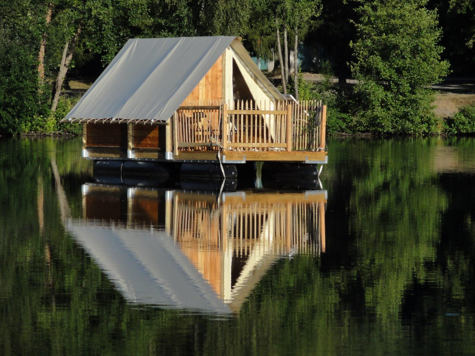 Location - Flotente - Camping La Grande Sologne