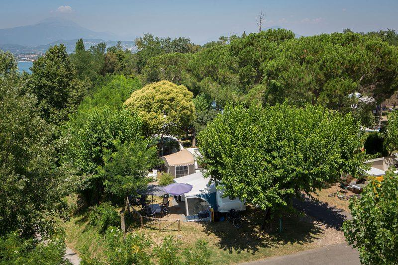 Emplacement - Emplacement Top Lago Du N 0 Au N 14 - Camping Fossalta