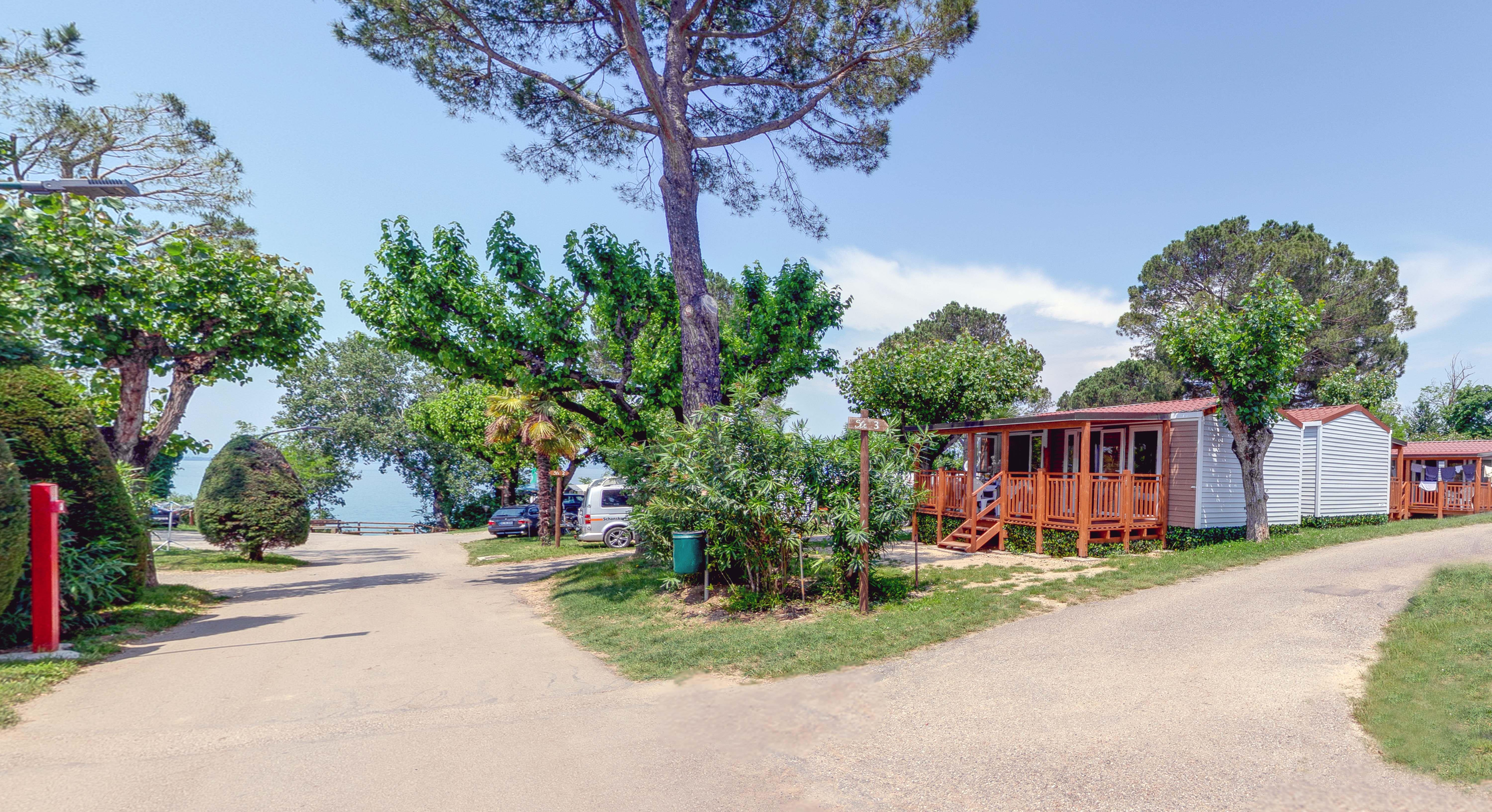 Location - Mobilehome Riviera - Camping Fossalta