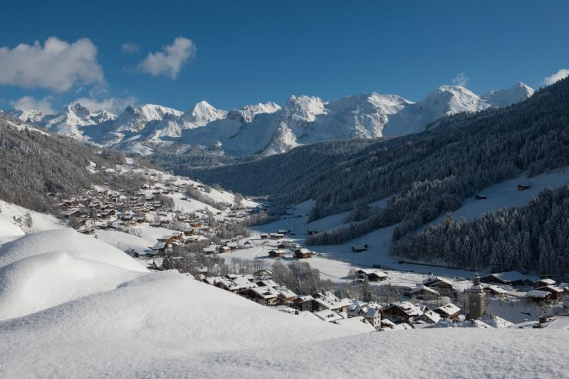 Establiment Appartements Danielle Deloche - Le Grand Bornand